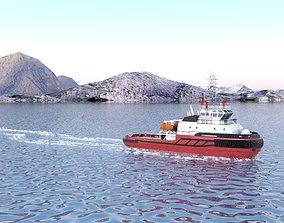 Tug Boat 3D rescue