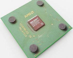 AMD Athlon CPU sse 3D