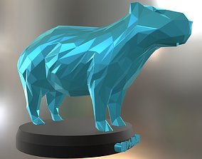 Poly Capybara 3D print model