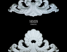 decoration carved 3D Decorative Onlay