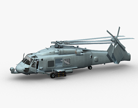 SH-60 Seahawk 3D asset