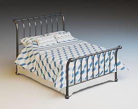 bed 3D Bishop Bed