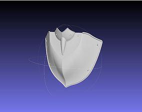 Shield Hero Armor Chestplate 3D print model