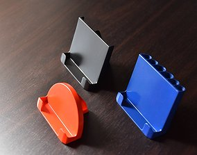 mobile Mobile phone stand 3D print model