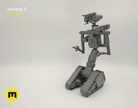 Johnny 5 - 3D print model