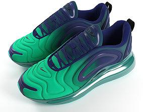 Air Max 720 Nike PBR clothing 3D
