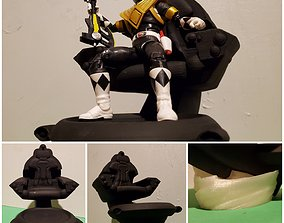 marvel Kang the Conqueror Throne 3D print model