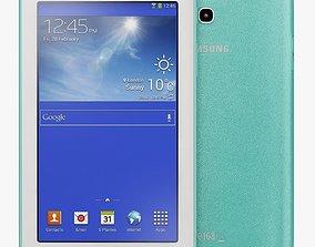 3D Samsung Galaxy Tab 3 Lite 7 0 3G blue