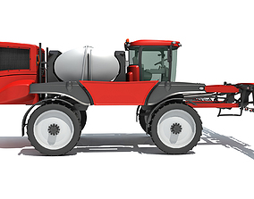 3D Farm Sprayer