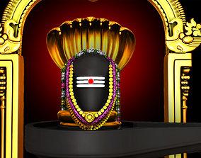 character The Shiva Lingam 3d model