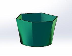 Geometric Planter 8 3D print model