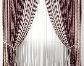 3D model Curtain 132