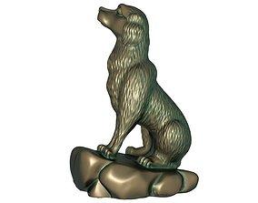 Zodiac Dog 3D printable model