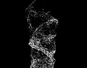 Splash Water 1 3D