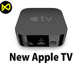 New Apple TV 3D