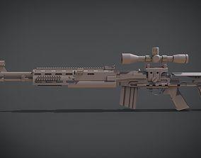 Mk43 mod0 EBR 3D print model
