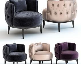 3D The Sofa and Chair Co - Oscar Armchair
