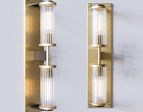 Wall Lamp - BERTH 3D model