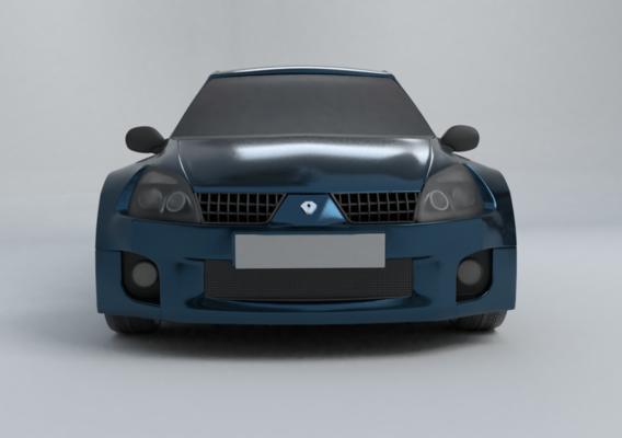 Renault Clio 2 RS