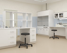 Research Laboratory 3D model