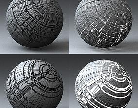 Syfy Displacement Shader H 001 c 3D model