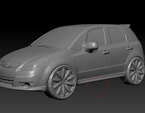 Suzuki 3D printable model