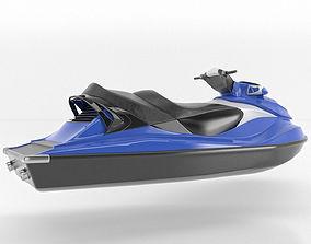 Sports jet ski Model model