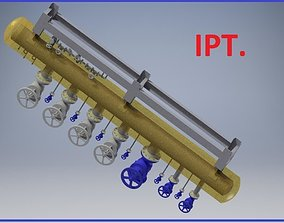 Steam Collector Machine Inventor Model
