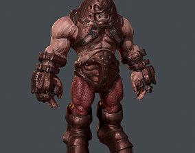 3D model realtime Juggernaut