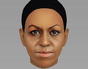 Michelle Obama 3D