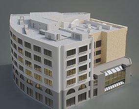 10 United Nations Plaza San Francisco 3D model