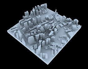 games-toys 3D CITY PUZZY-2