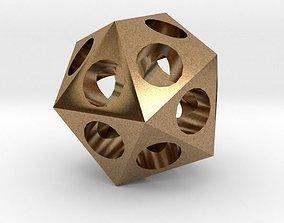 3D printable model Icosahedron
