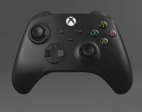 nextgen Xbox series X Controller 3D model
