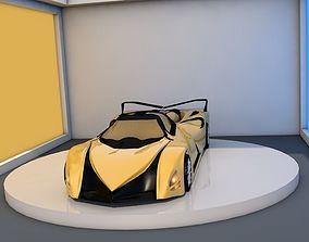 devel sixteen prototype 3D model