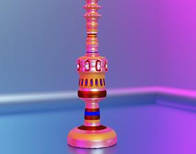 HUBBLE BUBBLE 3D print model