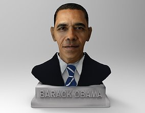 3D print model Barack Obama Bust