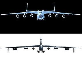 Antonov Jet and Bomber Models