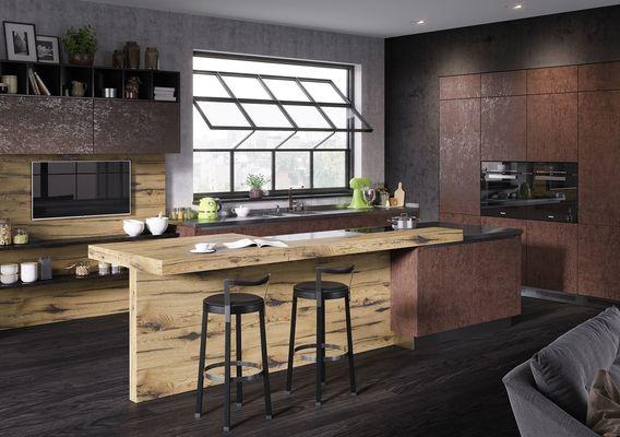 3d visualisation kitchen furniture