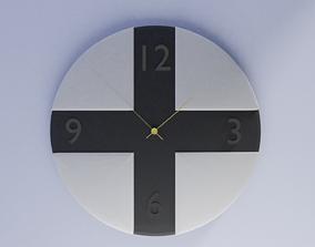 houseware Wall Clock 3D model
