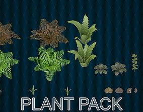 3D model Plant Pack v1