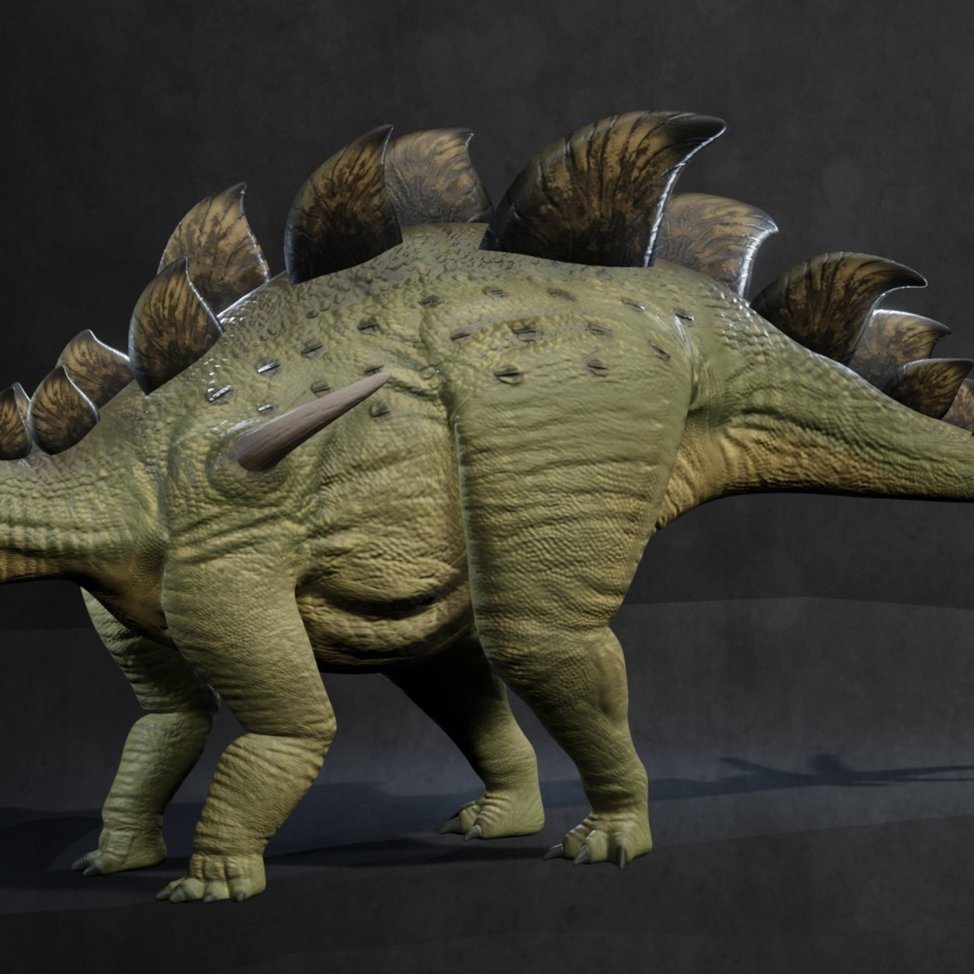 Mongolostegus - Prehistoric Fury