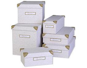 3D Box Set -Storage Box Set