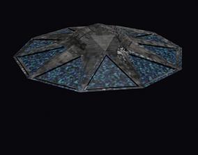 3D Flying Saucer UFO