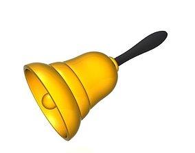 3D model Handbell