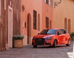 Audi A1 Quattro 3D model