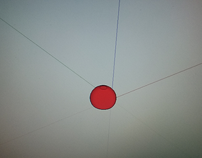 Cherry top 3D printable model