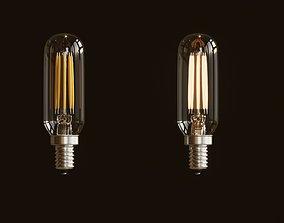 Dimmable T6 LED Bulbs 3D model