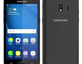 E3D - Samsung Galaxy J2 Pro 2018 Black prime