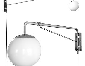Wall lamp SIMRISHAMN 3D model